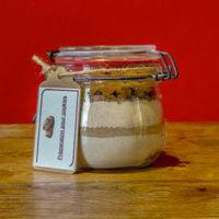 preparation cookie raison farine