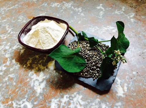 farine de sarrasin mirebeau